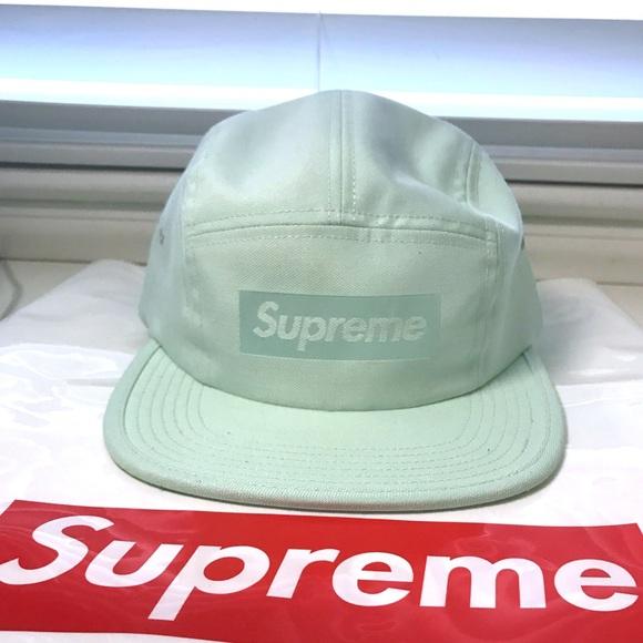 844f7cb3 Very rare mint colored Supreme SnapBack. NWT. Supreme. $80 $1,000. Size. OS